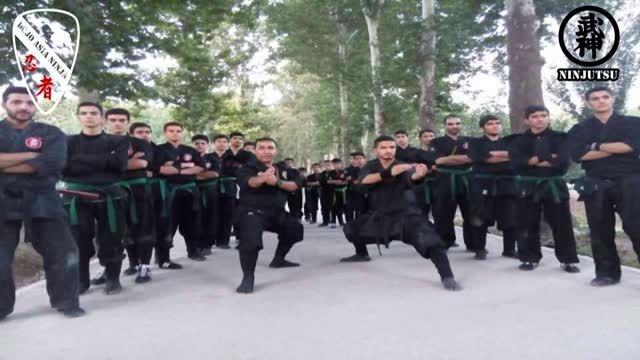 آموزش تکنیک درگیری خیابانی و دفاع شخصی سنسی ترکاشوند 2