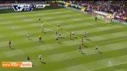 خلاصه بازی: بارنلی 0-0 منچستریونایتد