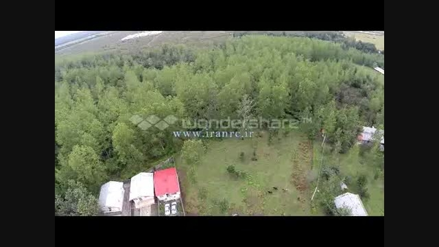 تصویر برداری هوایی  -helishot  ایران آرسی    iran rc