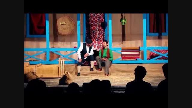 """کنسرت تئاتر """"قهر و آشتی"""" گروه هنری سنت - بیژن لرد"""