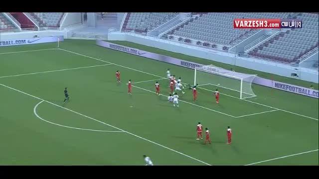 امید ایران 2- 0 بحرین