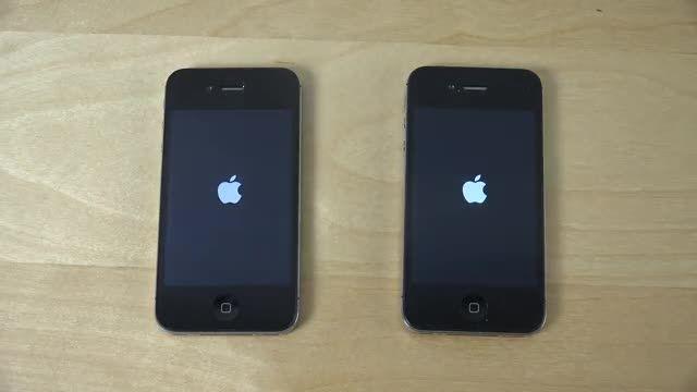 تست سرعت iOS 8.3 و iOS 9 بتا بر روی iPhone 4S