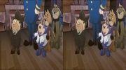 قسمت کوتاه انیمیشن سه بعدی  Top Cat 2011 3D