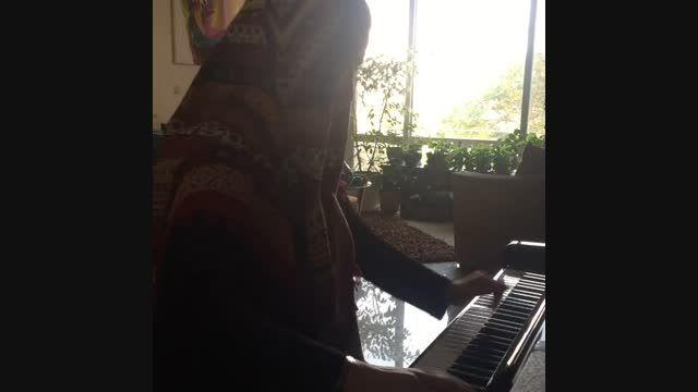 پیانو نوازی مهراوه شریفی نیا