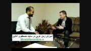 آموزش زبان عربی (مکالمه لهجه مصری)