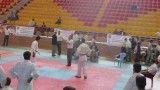 كلیپ مبارزه منصور علینژاد در مسابقات كشوری