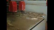 دستگاه CNC چهار محور همزمان منبت کاری پایه مبل