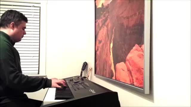 کاور آهنگ بریتنی اسپیرز با پیانو (16)