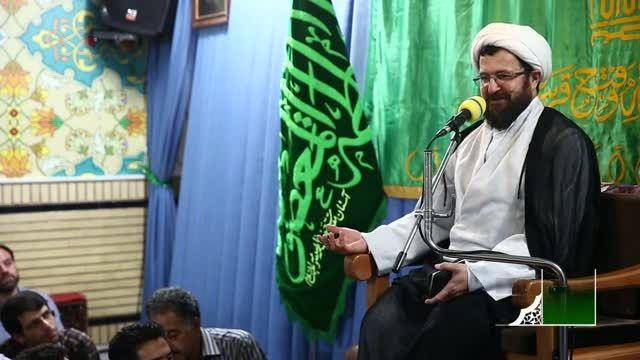 جلسه آل یاسین مورخ 30 مرداد 94 - حجت الاسلام ماندگاری