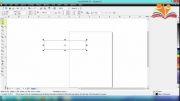 آموزش طراحی لوگو بانک صادرات در نرم افزار کرل
