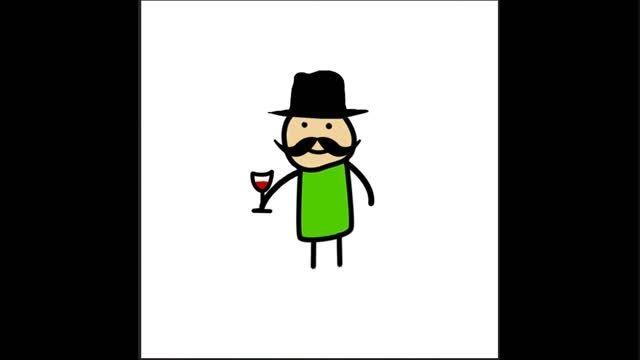 انیمیشن رخصت از علی مجیک ام جی
