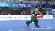ووشو ، مسابقات داخلی چین فینال نن چوون ، لیو خوون از خه بی