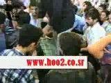 سید جواد ذاکر وحمید علیمی در مولودی حضرت علی 81