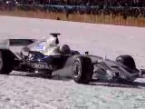 F1 on snow - Hot Cars - Fast Cars - Street Racing - Car Crashes - Car Videos