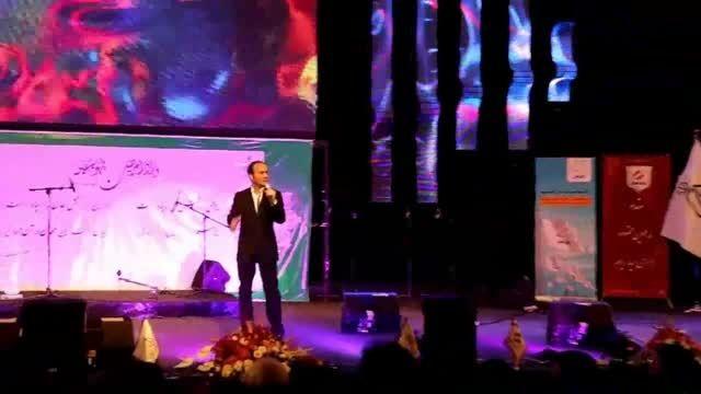 کمدی ها و جوک های خنده دار حسن ریوندی در تالار کشور