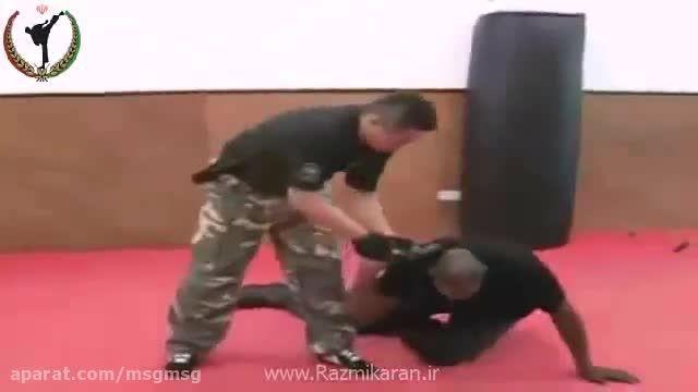 آموزش دفاع شخصی بسیار کاربردی