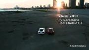 تیزر آئودی R8 برای ال کلاسیکوی 4 آبان 92