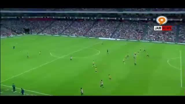 اتلتیک بیلبائو 4 - 0 بارسلونا - سوپرکاپ اسپانیا دور رفت