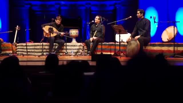 سامی یوسف - اجرای سوگواری  در لندن 2015