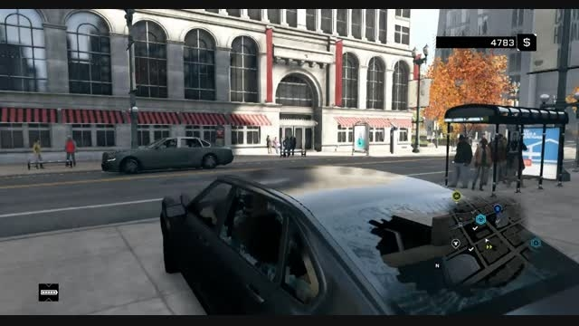 ایدن کوچولو(watch_dogs)
