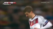 گل های بازی آلمان 4 - 0 جبل الطارق