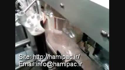 دستگاه لیبل زن خطی