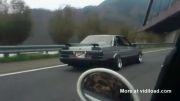 صدای اگزور دیوانه کننده ماشین !!