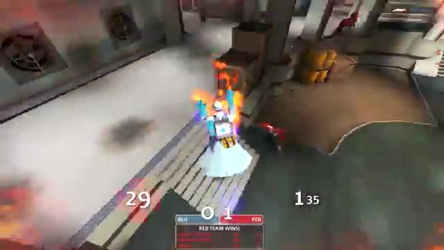 TF2: How to survive when defeated