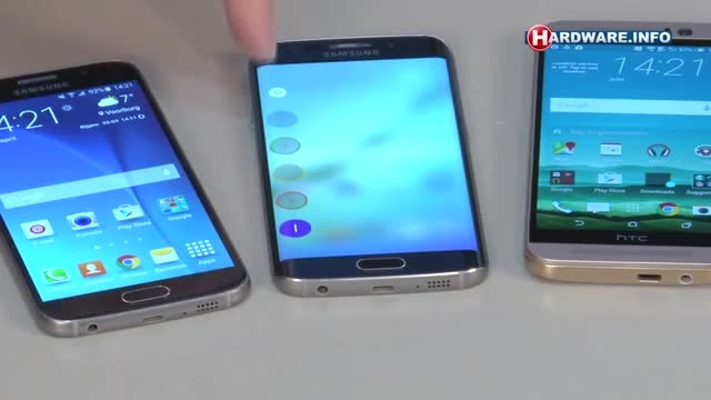 Samsung Galaxy S6 vs S6 Edge vs HTC One M9 review