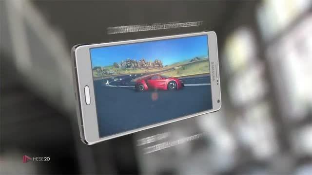 معرفی رسمی گوشی Samsung Galaxy Note 4