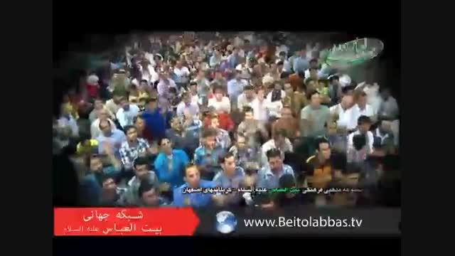 محمد فصولی- شعبان 93 -مدح حضرت علی