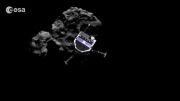 با عملیات ستاره دنباله دار کاوشگر رزتا آشنا شوید
