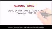 چگونه استارتاپ بسازیم 6 - 5 - منافع مشتری