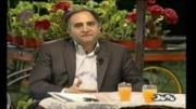 حضور س م اسلامی در برنامه ی تلویزیونی یکساعته ما و ماه