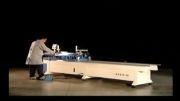 پانچ هیدرولیکی - پرس گوشه ای آلومینیوم