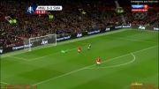 منچستر یونایتد 1 - 2 سوانسی سیتی / جام حذفی انگلستان