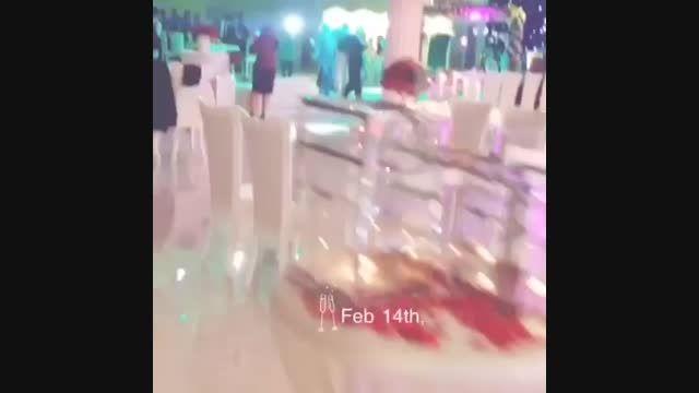 تشریفات صدف خدمات مجالس صدف sadaf wedding planner