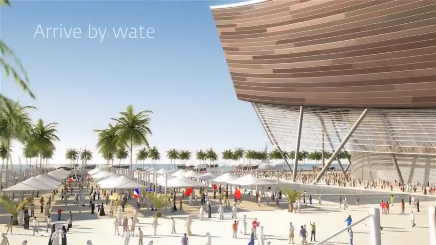 ورزشگاه های جدید ساخت قطر برای جام جهانی 2022