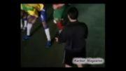 دعوای رونالدوی برزیلی با فیگو