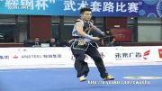 ووشو ، مسابقات داخلی چین فینال نن دائو ، ما جینگوی از یون نن