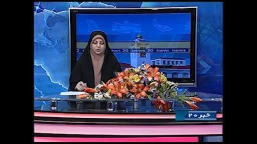 بازدید رئیس سازمان داوطلبان جمعیت هلال احمر از گیلان