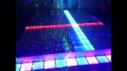 استیج LED تالار پذیرایی اورانوس (مازندران)     WWW.NEDACHANG.IR