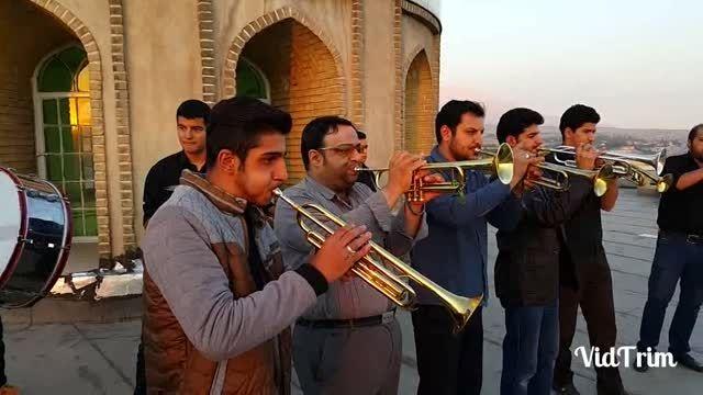 روز شهادت امام محمد باقر (ع) گروه موزیک دماوند سال 94