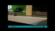 فیلم موبایلی چرخ های موبایلی، راه یافته بخش اصلی