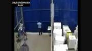 اعدام عجیب در محل کار.شوک
