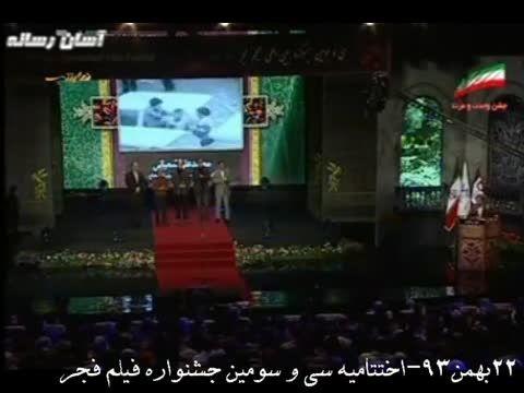 هنرمندی که جایزه خودش را به حاج قاسم سلیمانی تقدیم کرد