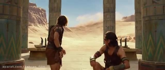 تریلر فیلم Gods of Egypt 2016