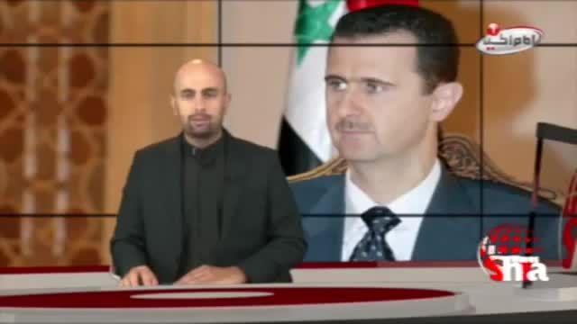 ترویج و گسترش مذهب شیعه در کتب درسی سوریه