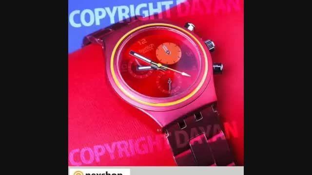 ساعت سواچ مدل آلما