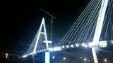 بزرگ ترین پل کابلی خاورمیانه